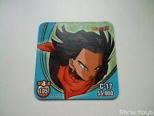 Magnet Staks Dragon Ball Z N°105 / Panini 2008