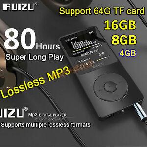 16GB-8G-4G-RUIZU-X02-Sport-Mini-Lossless-HIFI-MP3-Music-Player-Recorder-FM-Radio