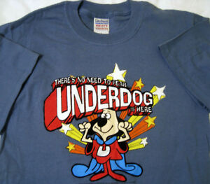 0b03d3938 There s No Need To Fear ... Underdog ™ Is Here - S Small Slate T ...