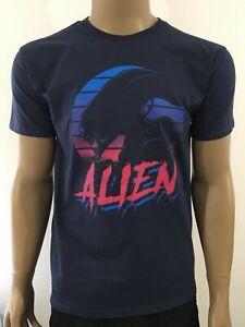 ALIEN CULT MOVIE RETRO LONG SLEEVE T SHIRT S-XL