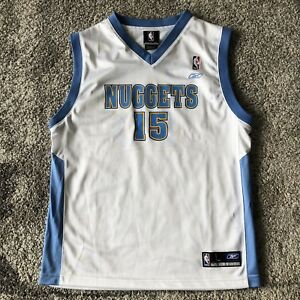 29e7557d9 Image is loading Reebok-Nba-Denver-Nuggets-Carmelo-Anthony-Basketball-Jersey -