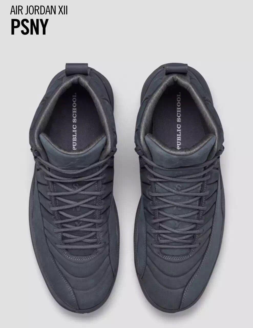 de1cbe0e95dc Buy Nike Air Jordan 12 PSNY Public School 2015 Retro DS Size 11.5 US XII  130690 003 online