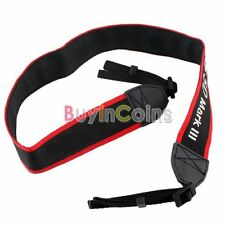 Camera Shoulder Neck Belt Strap for Canon EOS 5D Mark III New YU