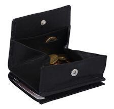 Wiener Schachtel Ausweisformat JOCKEY CLUB in Echt-Leder, schwarz