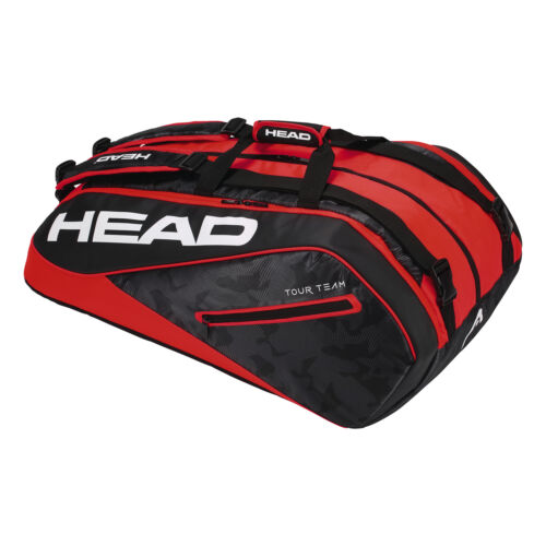 Head Tour Team 12r Monstercombi Black-red