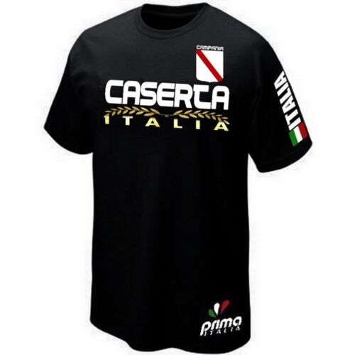 T-Shirt CASERTA CAMPANIA ITALIA ITALIE Maillot