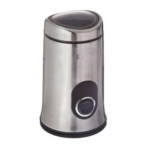 Ninja Coffee Bar Stainless Steel Safety Lock Push-Button Bean GrinderSP7407