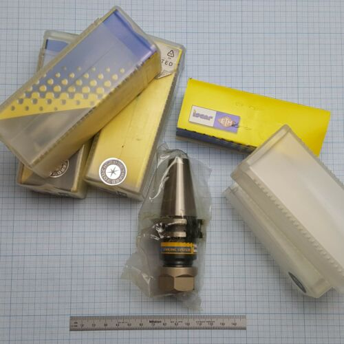ER20 CAT30 Collet Chuck Iscar ETM Made in Israel