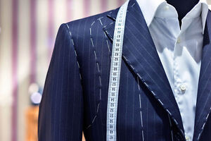 CUSTOM MADE to MEASURE Hand TAILORED Men's BESPOKE SUIT | eBay