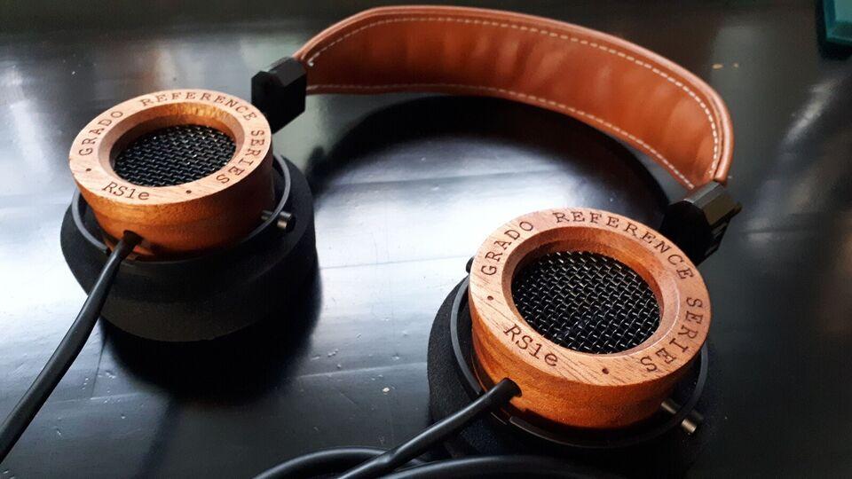 HiFi / DJ hovedtelefoner, Andet mærke, Grado RS1e