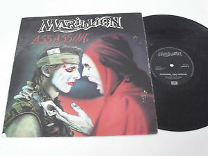 MARILLION-Assassing-12-034-Maxi-single-UK