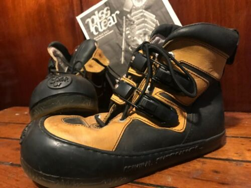 Vintage 90s SWEAR of London Rave Skateboard Shoes