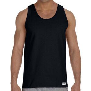 EAKS-HERREN-TANK-TOP-schwarz-black-Groesse-S-Muskelshirt-aermelloses-T-Shirt-NEU