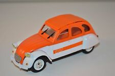 "Norev Citroen 2CV4  2 CV  4 "" Spot "" diecast perfect mint superb SCARCE"