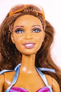 Restyled & Redressed OOAK Christie AA Barbie Doll | eBay |Christie Barbie Doll