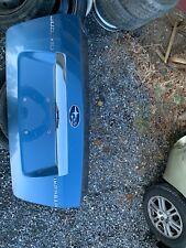 08-14 Subaru WRX /& STI SEDAN Trunk Lid Release Lever Pull Tab Open 2008-2014