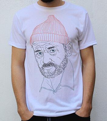 Bill Murray, Steve Zissou Design T-Shirt