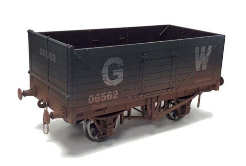 punto de venta en línea Dapol 7 Plank Wagon GWR 06562 Weatherojo O Gauge Gauge Gauge DA7F-071-033W  echa un vistazo a los más baratos