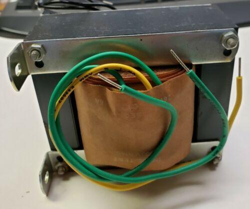 # P-8670 6A, NEW Stancor Control//Rectifier Transformer 117V to 28V Sec