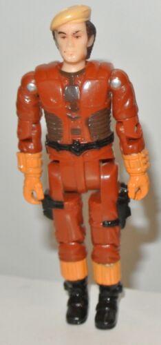 1991 TOYMAX M p.a.c.t ADVENTURE MAN 3.75 Action figure Gi Joe Stile Esercito FORZA