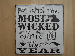 Shabby-Halloween-Wicked-Time-of-the-Year-plaque-sign-chic-and-unique