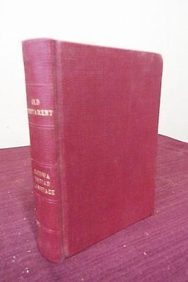 Circa 1880 Ojibwa Bible