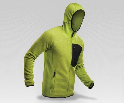 Full zip REGATTA X-PRO COLDSPRING Hybrid Hooded Fleece Jacket Colour Choice