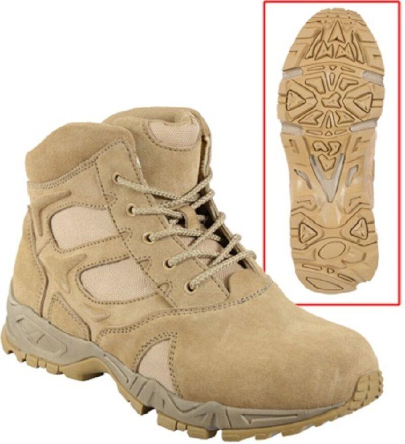 Tactical Boots Desert Tan 6