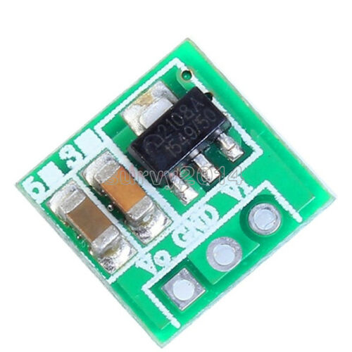 5PCS DC-DC 1V 1.5V 1.8V 2.5V 3V to DC 3.3V Step-UP Boost Power Supply Converter