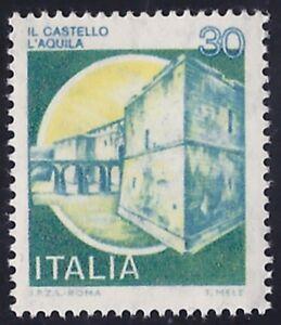 REPUBBLICA1981-30-Lire-CASTELLI-VARIETA-039-n-1569Db-RARO-Cert-FERRARIO-1-800
