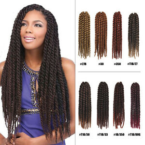 Havana-Mambo-Twist-Crochet-Braid-Synthetic-Hair-Kinky-Twists-Braiding ...