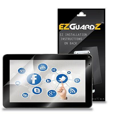 "1X EZguardz LCD Screen Protector Shield HD 1X For Zeepad 7/"" Tablet 7DRK Clear"
