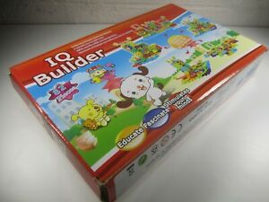 IQ Builder Toy Gear Set Beginners Building Educational ...