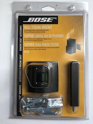 New Genuine Bose Accessories Ub 20b Black Wall Ceiling Bracket Speaker Mounting