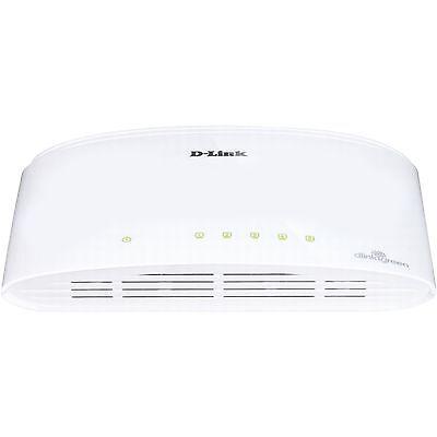 D-Link DGS-1005D, Switch