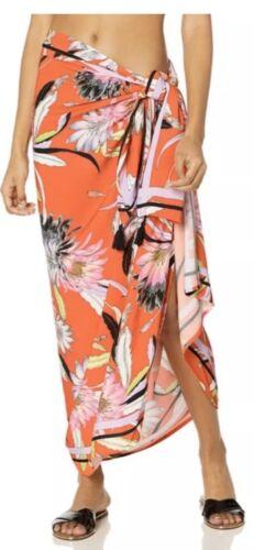NWT $118 Trina Turk Swim /& Spa Collection Shawl//Wrap//Swim Cover OS