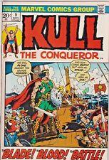 Kull the Conqueror #5 (Nov 1972, Marvel)