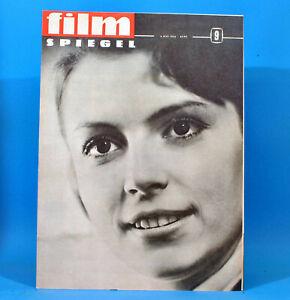GDR-Filmspiegel-9-1966-Helga-Goring-Gunther-Simon-Eva-Wisniewska-v-Fedorowa