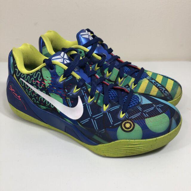 Nike Kobe 9 IX EM Brazil Men's Sz 11 646701-413 DS Lakers ...