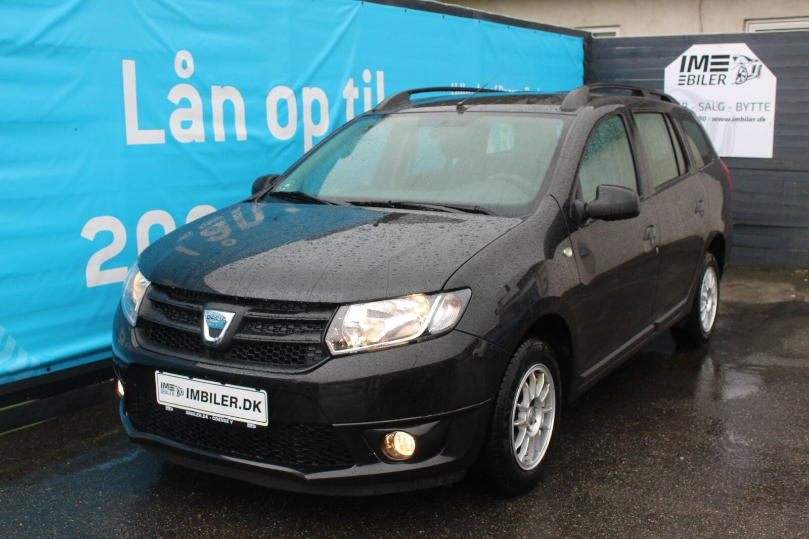 Dacia Logan 1,5 dCi 75 Ambiance MCV 5d - 58.900 kr.