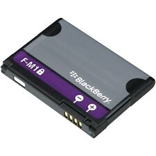 100% Genuine Blackberry Battery F-M1 For Blackberry Pearl 8100 9100 3G, 9105