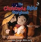 The Christmas Bible Storybook by Maggie Barfield (Board book, 2009)