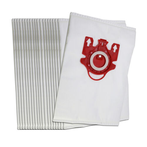 Filters For Miele S511-1 S512 S512-1 S512I S513 20 x FJM Type Vacuum Dust Bags