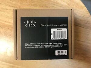 Genuine-Cisco-MGBLH1-Gigabit-LH-Mini-GBIC-SFP-Transceiver