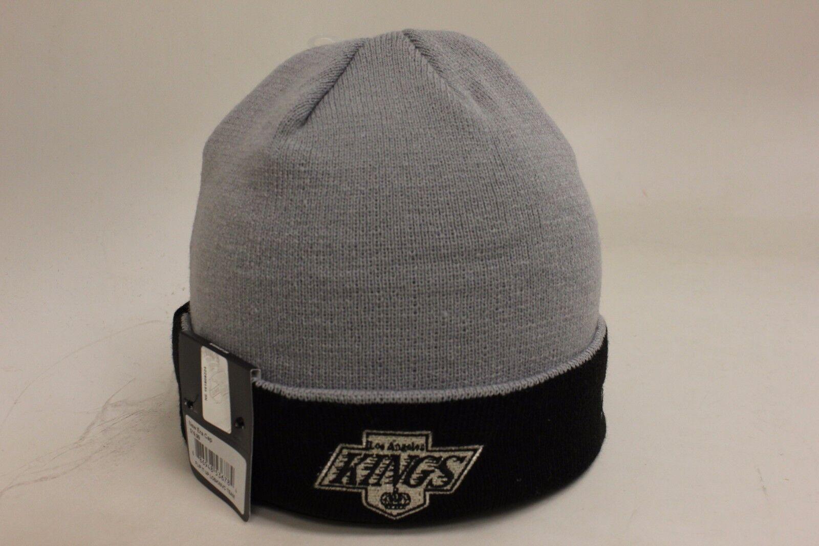 LA Los Angeles Kings Flip It Up Skully Grey Black New Era Skully Up 740c1d