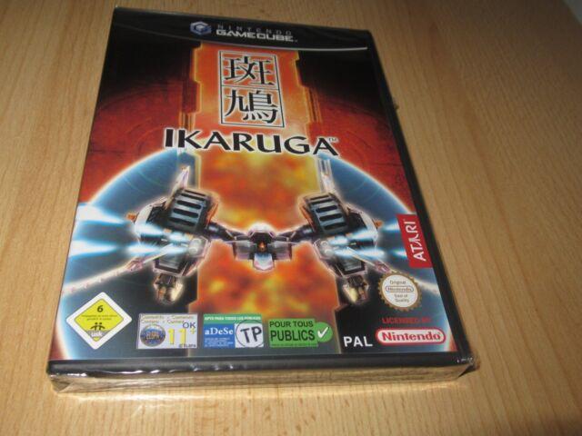 IKARUGA - Nintendo GameCube  New & Sealed pal