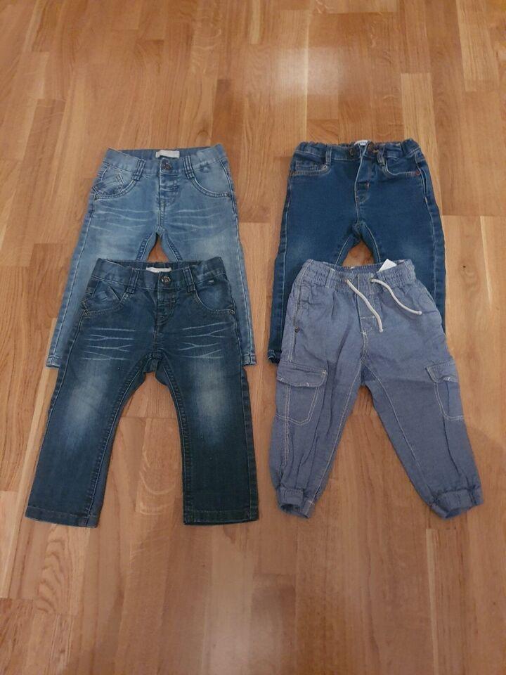 Jeans, Jeans bukser, kobberbukser – dba.dk – Køb og Salg af