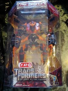 Transformers ROTF Voyager Class THE FALLEN, Target Excl Version,(2009)