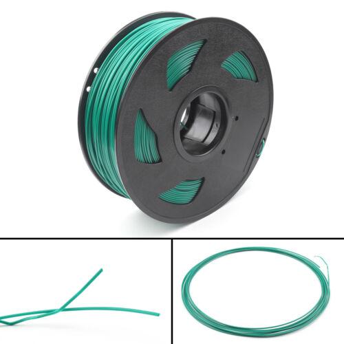 3 Pack 3D Printer Filament 1.75mm ABS PLA TPU PETG For Drawing Print Pen 1KG UA