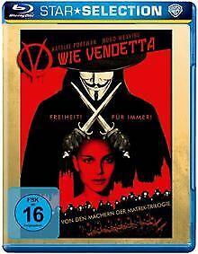 V-wie-Vendetta-Blu-ray-von-James-McTeigue-DVD-Zustand-sehr-gut